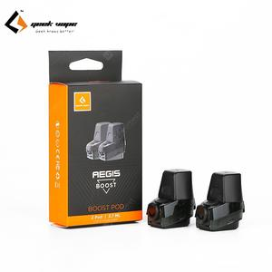 Aegis Boost Empty Cartridge 3.7ML Pod top-refill For E Cigarette  Aegis Boost