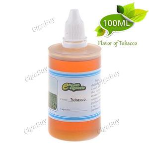 100ml E-liquid E-juice 16mg Nicotine - Flavor of Tobacco