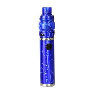 iJust 3 80W 6.5ml 300mAh E-Cigarette Starter Kit - Blue