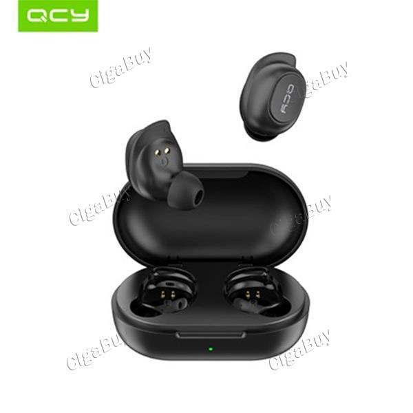 QCY T9S TWS bluetooth 5.0 Earphone Gaming Headphone Low Latency Stereo