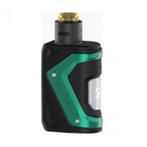 GeekVape Aegis 100W Squonker TC Kit with Tengu RDA (Standard Edition) - Green