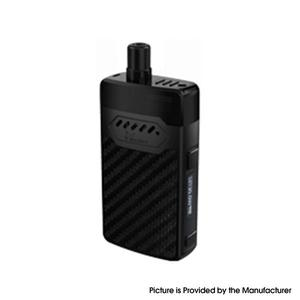 GRIMM 30W 3.0ML 1200mAh VW  Pod System Starter Kit - Black Carbon Fiber