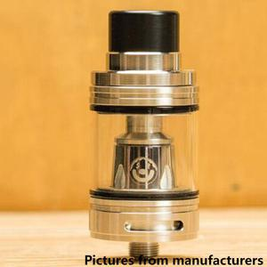 SY Group & MPC Hell Clown 22mm Sub Ohm Tank Clearomizer 2.5ML - Silver