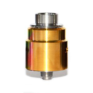 Mojia Style 22mm RDA  w/ BF Pin - Gold