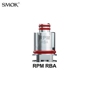 RPM Coil Mesh 0.4ohm Triple 0.6ohm Quartz 1.2ohm SC 1.0ohm Core For E Cigarette RPM40 Pod Kit