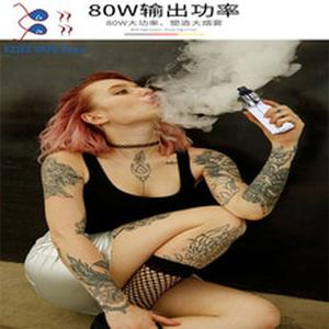 sub two Kit 80 W Electronic Cigarette Kits with 3.5mmTank e-cigarettes Vape Kit vs SWAG GEN Kit Armor Pro 100W Hawk Tank Kit