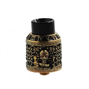 RISCLE Pirate King RDA 24mm - Embossed Version