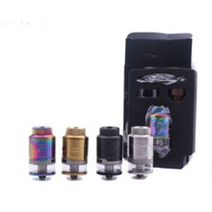 RTA Tank 3ml Electronic Cigarette Atomizer Leak Proof Bottom Airflow Direct To Coil Single Coil 24mm rtda RDA RTA Tank