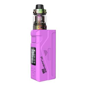 Punisher 90W TC VW  w/ DJ Atomizer 2.3ml Kit - Purple
