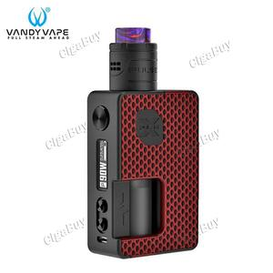 PULSE X 90W BF Squonk Kit - G10 RED