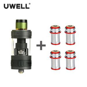 UWELL CROWN 3  Tank 5ml & CROWN 3 Coil 0.25/0.4/0.5 ohm Atomizer 510 Thread Electronic Cigarette Sub ohm Tank Vaping