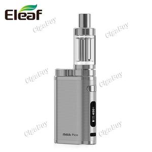iStick Pico 4ML 75W Starter Kit - Brushed Silver