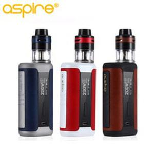 Electronic Cigarette  Speeder Revvo 200W High Power Vape Kit Support TC/VV/VW/TCR and CPS Modes Compatible with 18650 Cell