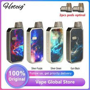 Original  Koi Pod System Vape Kit with 1000mAh Battery & 2ml refillable Pod Electronic cigarette Vape kit vs  Kubi