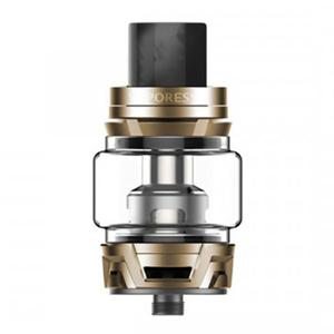 Skrr 30mm Sub Ohm Tank Clearomizer 8.0ML - Champaign Gold