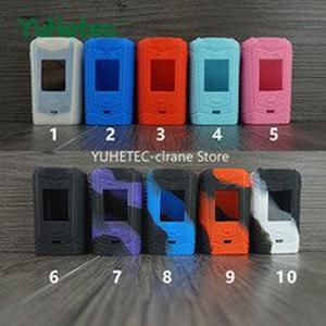 Silicone case for  Species 230W TC MOD kit Protective Durable cover skin sleeve decal wrap  Easy to Apply, and Change color
