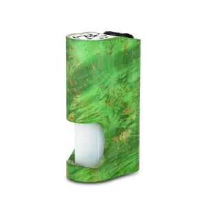 Amber Stabilized Wood Squonk Mod -COLORMIX