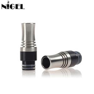 1PCS Long 510 Drip Tip With 9 Holes For Atomizer Drip Tip Mouthpiece For RDA/RDTA Tank Vape Electronic Cigarette Accessories