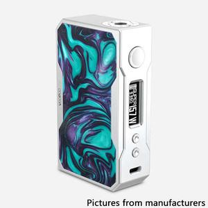 Voopoo Drag 157W TC VW  (Silver Body) - Turquoise