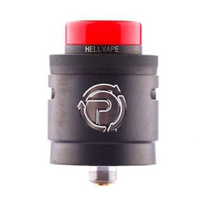 Passage  24mm RDA  w/ BF Pin  - Black