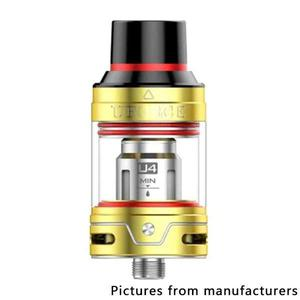 VOOPOO Uforce   304SS 24mm Sub Ohm Tank Clearomizer 3.5ML - Gold