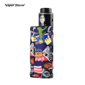 Pum Baby Lion RDA E Cig Kit with 80W TC VW  Mechanical Vape DIY Atomzier