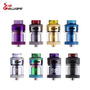New  Dead Rabbit RTA 25mm 2ML/4.5ML rta Atomizer with Bubble tank Single/Dual Coil Rebuild Vape Tank vs zeus rta