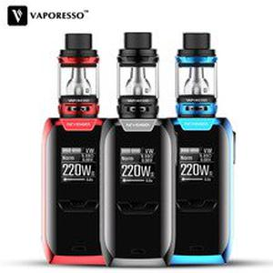 Original  Revenger Vape Kit with revenger mod and NRG Mini Tank 2ml Atomizers 510 thread Revolutionary IML Design E-cig