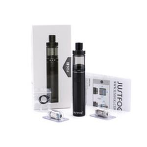 Original Justfog FOG1 Kit Anti-spit protection shield with1500mAh battery 2ml tank capacity Electronic cigarette All-In-One kit
