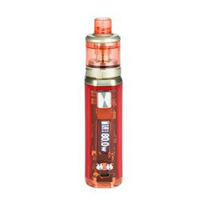 SINUOUS V80 80W 3.0ml Kit with Amor NSE Atomizer - Red