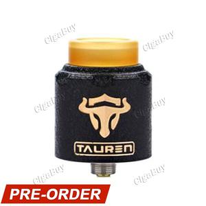 THC Tauren RDA Atomizer 24MM - Brass Black