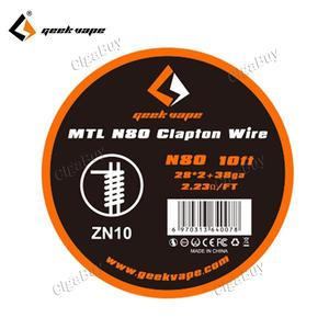 3M   N80 Clapton Wire 10ft