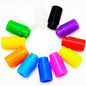 Silicone Drip Tips 510 Mouthpiece for Electronic Cigarette vape Tank Atomizer 10Pcs
