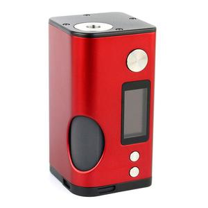 Basium 180W BF Squonk VV VW  w/ 6.0ML Bottle  - Red