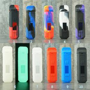 2pcs Protective silicone case for smok rpm40 Pod Mod Vape kit texture skin rubber sleeve cover fit Smok rpm 40w