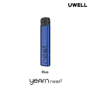 Yearn Neat 2 Kit 12W 520mAh battery 2ml Pod Capacity with FeCrAI UN2 Meshed-H 0.9ohm Coil E-cigarette