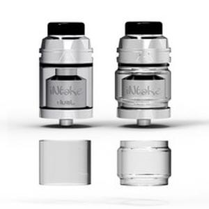 INTAKE RTA tank 4.2ml 24mm Single Coil Max Juice Capacity Leak Proof 510 thread electronic cigarette atomizers RTA
