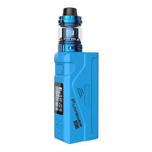 Punisher 90W TC VW  w/ DJ Atomizer 2.3ml Kit - Blue