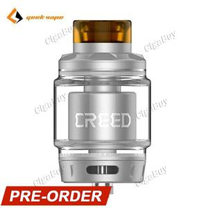 Creed RTA 4.5/6.5ml 25mm - Silver