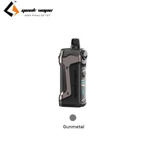 GeekVape Aegis Boost Plus Pod Kit Powered By Single 18650 battery 40W 5.5ml Pod Cartridge G Coil Boost Formula Mesh Coil