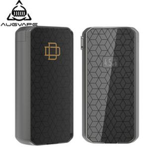 Druga Foxy  Quick Release Patent 150w Dual 18650 Battery VV Mod OLED Display Resistance Electronic Cigarette Mod