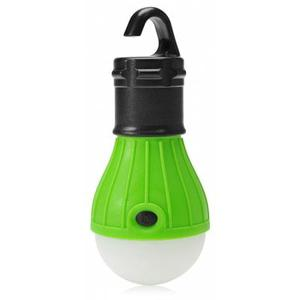 Outdoor 3 Modes 500Lm Multi-function LED Hook Lamp -GREEN