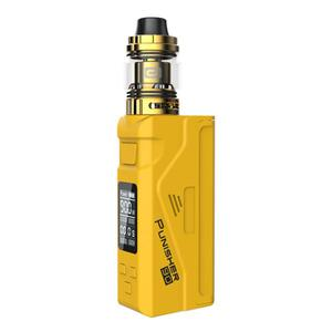 Punisher 90W TC VW  w/ DJ Atomizer 2.3ml Kit - Yellow