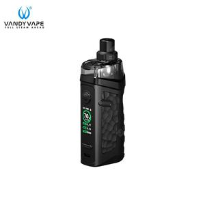 Jackaroo Pod Kit 70W Max Output Built-in 2000mAh Battery 4.5ml Top Filling Pod Tank Type-C Vandyvape DL/MTL Vaping