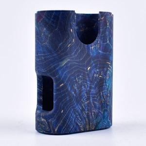 ARM Style Stable Wood Mod for ArM Squonk 18650 Mechanical Mod by Shenray - STYLE 4