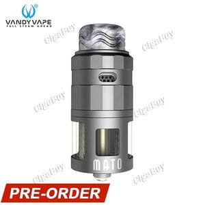 Mato RDTA 5ML 24MM - Frosted Grey