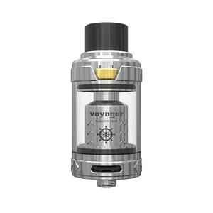 ECT Voyager 24.8mm Sub Ohm Tank Clearomizer 4.0ML - Silver