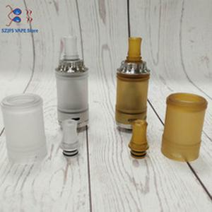 YFTK TROYA MV2 style 22mm MTL RTA Electronic Cigarette tank 3.7ml bottom fill (PC/PEI) vape 510 vs kylin v2 m profil gtr THC RTA
