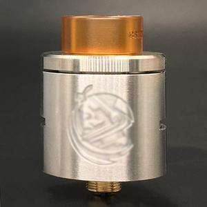 Csmnt Style 24mm RDA  - Silver