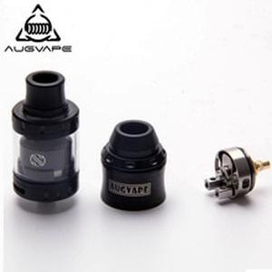 Merlin Mini RTA & RDA Top Cap Kit 24mm 2ml RTA Tank Stainless RAD Atomizer Vape Electronic Cigarette Atomizer Tank